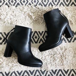Forever 21 Block Heel Boots